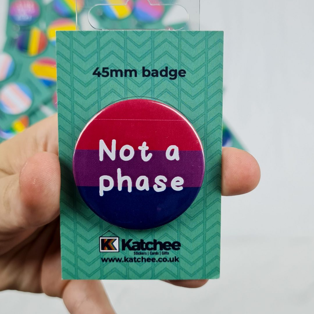 not a phase badge