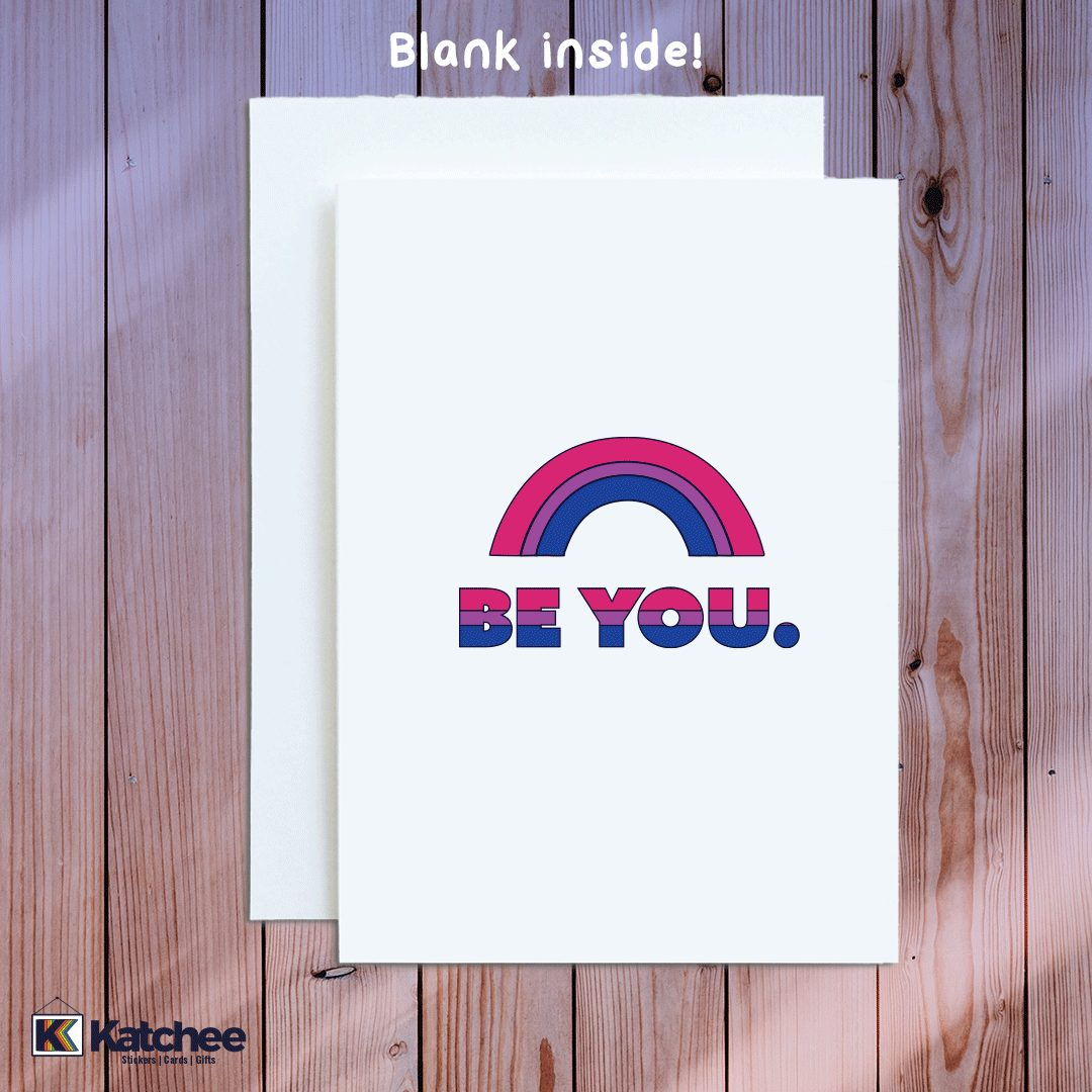 be you bisexual